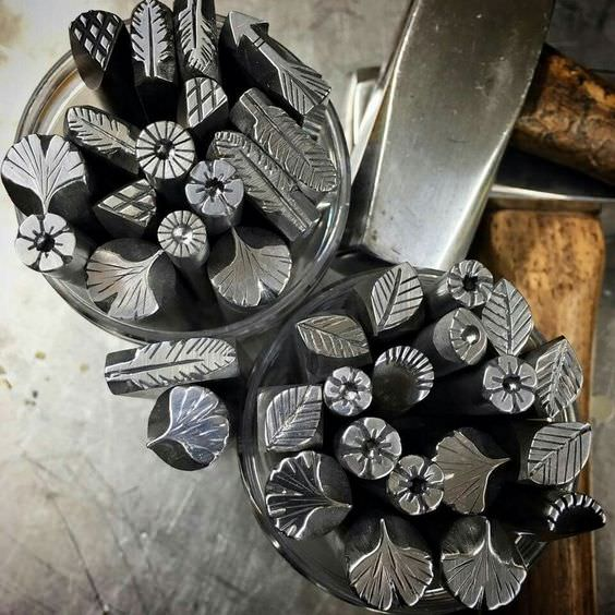 Çelik Zımba Kalemleri 2